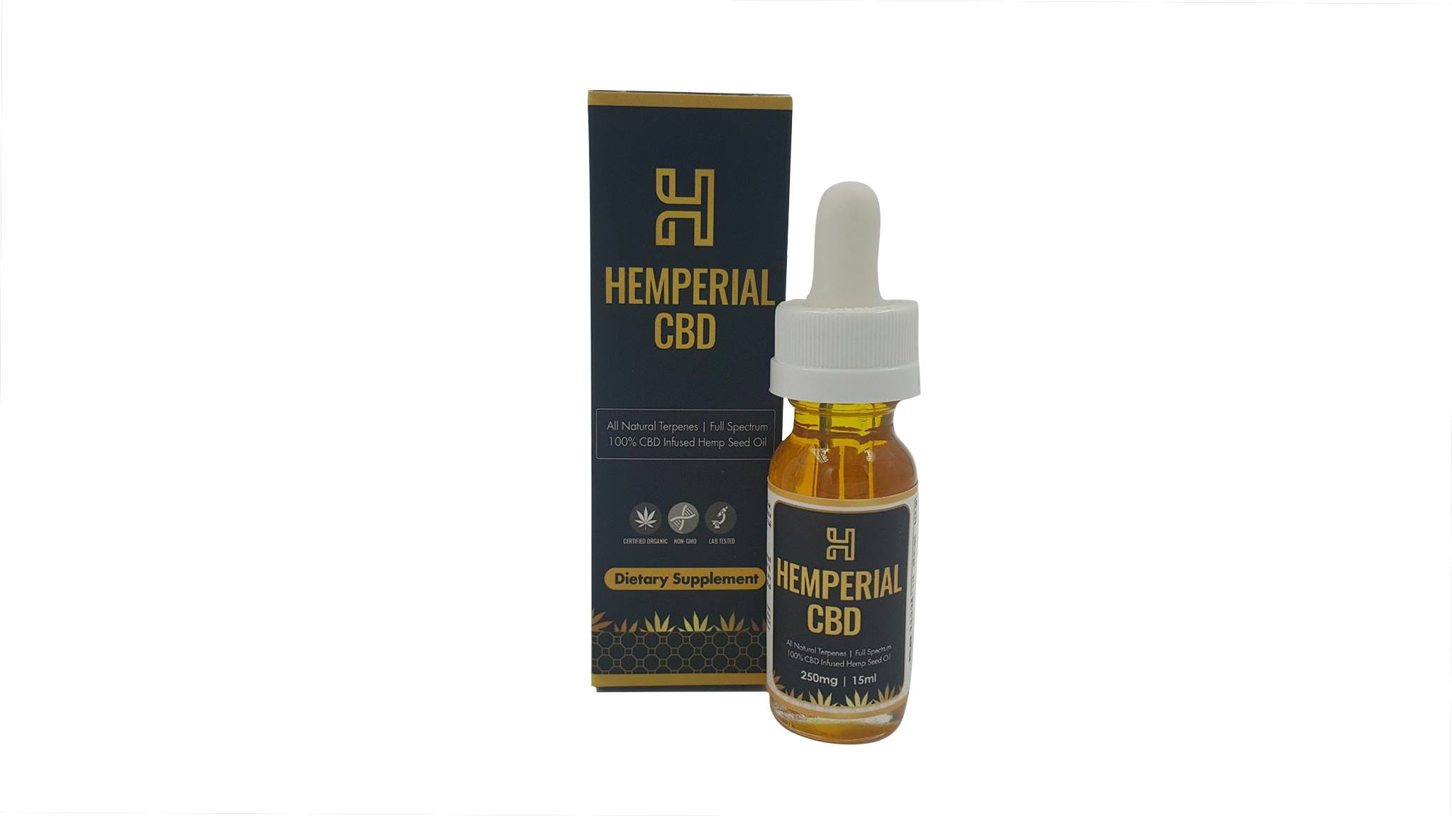 250mg 30ml Full Spectrum CBD Tincture