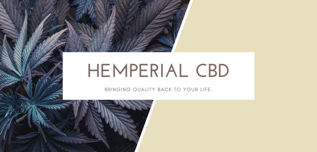 Hemperial CBD Home